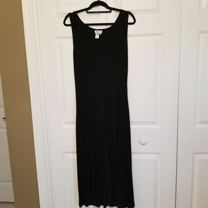 Coldwater Creek Long Stretchy Dress, Tall Person